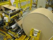 MiniWrapper Kraft over film application